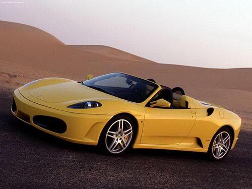 фото Ferrari F430 Spider / Феррари F430 Spider