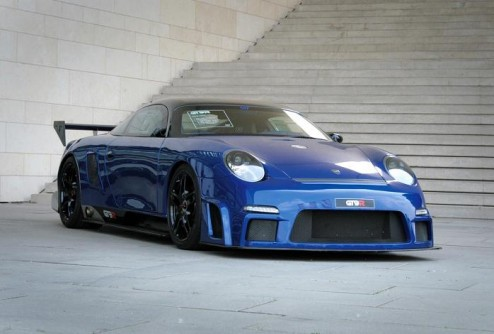 Самый быстрый серийный Porsche
